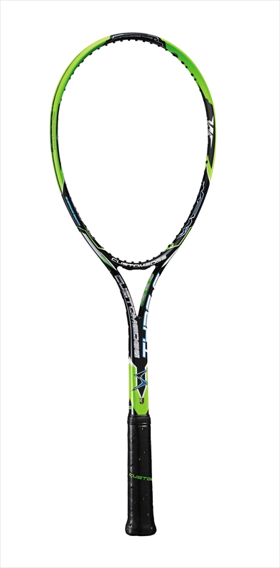 【ゴーセンクリアランス】srcets ゴーセン ゴーセン GOSEN ソフトテニス ラケット CUSTOMEDGE TYPE-S BG