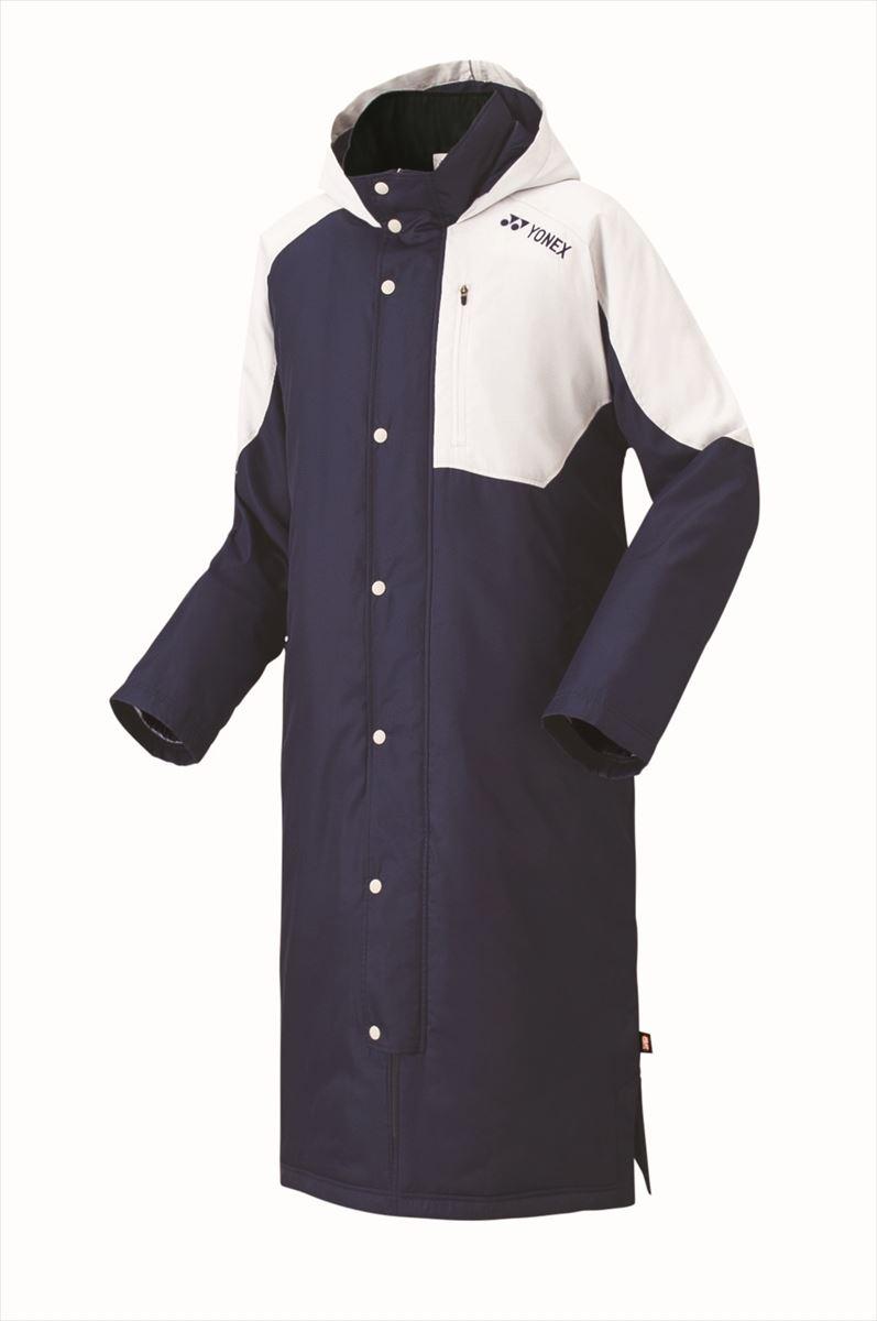 ヨネックス YONEX 90043 テニス・バドミントン ウェア(メンズ/ユニ) ユニベンチコート ネイビーブルー 16FW 05P0Oct16