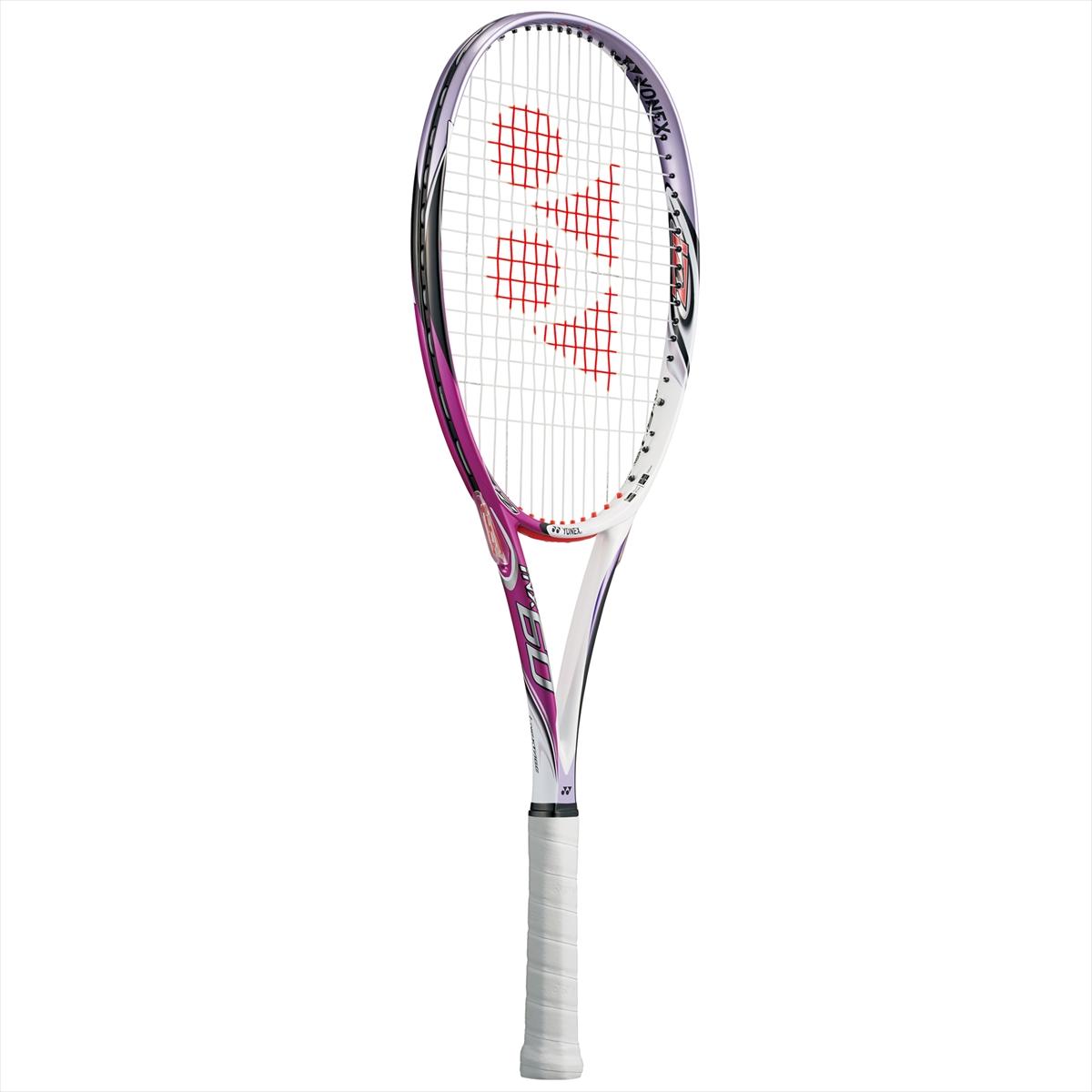 ヨネックス YONEX INX60 ソフトテニス ラケット アイネクステージ60 シャインパープル 16FW