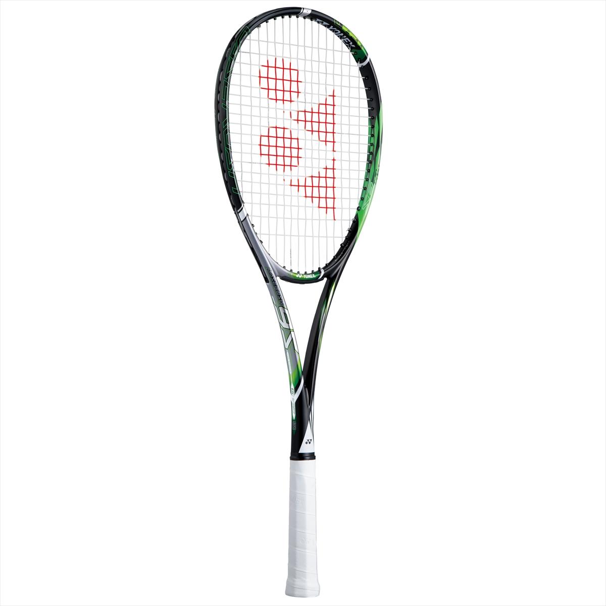 【お買い物マラソン限定ポイント5倍!11/4~11/10迄】ヨネックス YONEX LR9S ソフトテニス ラケット ラケット ガット代 張り代 無料 レーザーラッシュ9S ブライトグリーン 16FW 後衛モデル