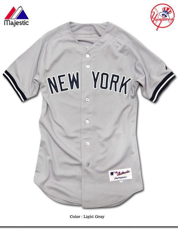 super popular d04ac 28eb4 New York Yankees uniform jersey Masahiro Tanaka Major League Majestic Japan  majestic NEW YORK YANKEES authentic away jersey baseball