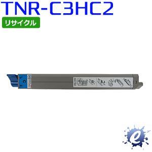 【リサイクルトナー】 TNR-C3HC2 (TNRC3HC2) 大容量 シアン トナーカートリッジ(即納再生品)