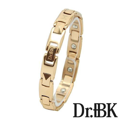 Dr.+BK ゲルマニウムブレスレット BT00Xシリーズ ピンクゴールド [Bracelet]