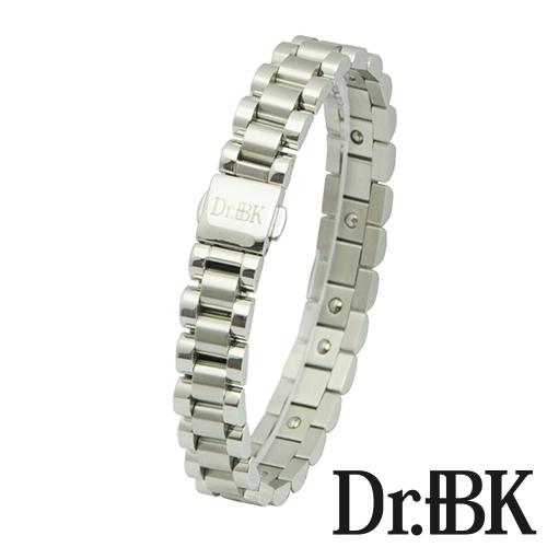 Dr.+BK ゲルマニウム ブレスレット BS00Xシリーズ シルバー[Bracelet]