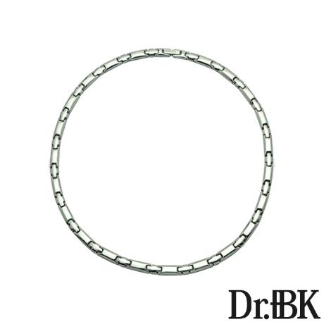 Dr.+BK ゲルマニウムネックレス NS001TS2(シルバー)