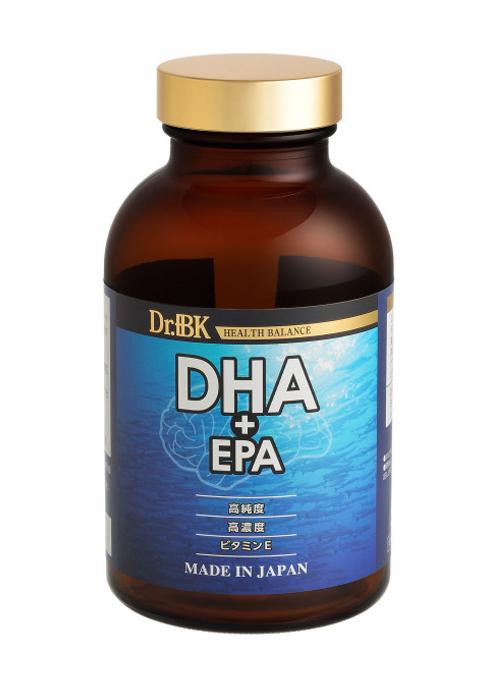 Dr.+BK DHA+EPA Noguchi Institute for medical research