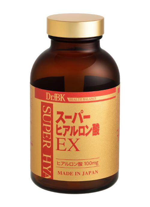 Dr.+BK スーパー ヒアルロン酸 EX 野口医学研究所認証‐SH762016