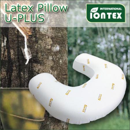 天然ラテックス枕 水睡魔U-PLUSlatex 多目的枕 ※カバーは別売りです【送料無料】‐GK765014