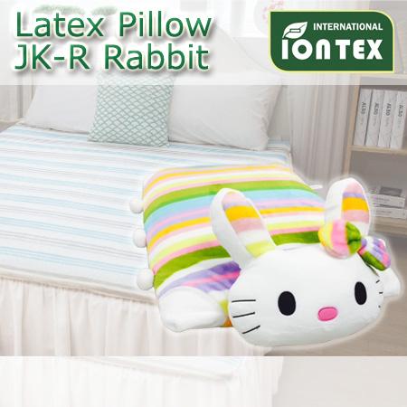 天然ラテックス枕キャラクター枕 Rabbit 兎‐SY765036