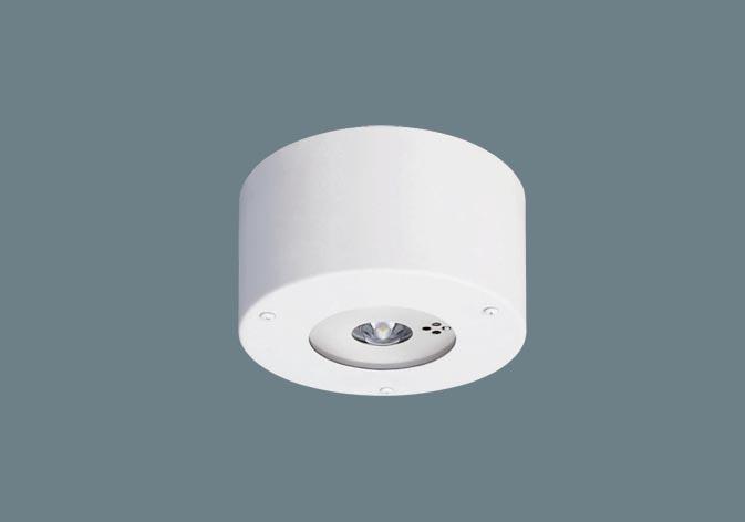 天井直付型 LED(昼白色) 非常用照明器具 一般型(30分間)・LED低天井用(~3m) 防湿型・リモコン自己点検機能付【NNFB91105】