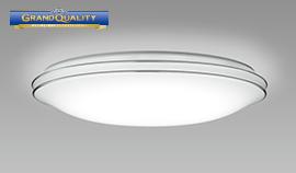 NECライティング LEDシーリングライト LIFELED'S デュアルクローム ~8畳 【SLDCKB08592SG】