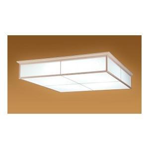 NECライティング LEDシーリングライト 和風数寄屋 8畳用 3700lm 消費電力35W SLDCB08565SG