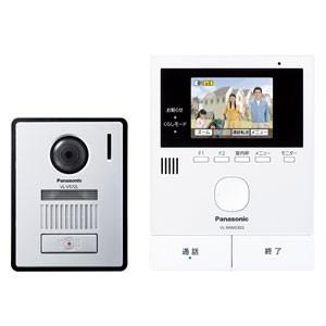 パナソニック Panasonic カラーテレビドアホン VL-SVD303KL