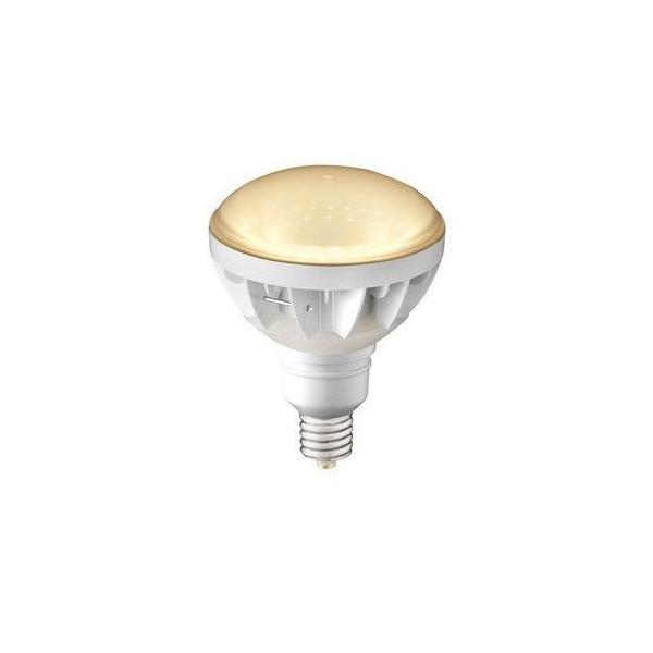 岩崎電気 LEDioc LEDアイランプ 電球色3000K 本体色:白色 BHRF300W相当のLED電球 LDR33L-H/E39W830