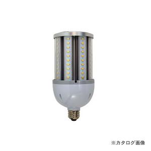 ジェフコム JEFCOM LEDランプ(コーン型) 100V 27W形 LLB27-E26BW