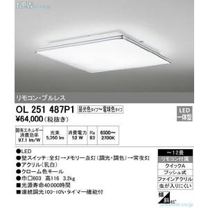 オーデリック OL251487P1