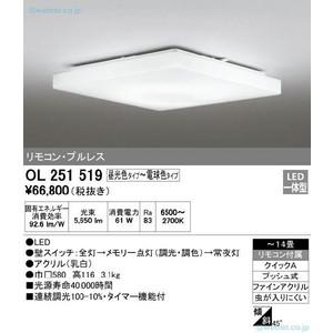 オーデリック OL251519