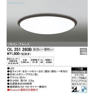 オーデリック OL251260B