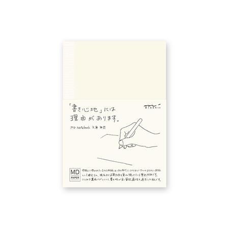開店祝い MIDORIミドリ 新色 デザインフィル MDノート 無罫 文庫