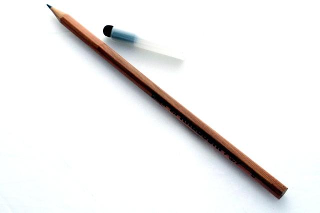 ぼ 鉛筆 きた し