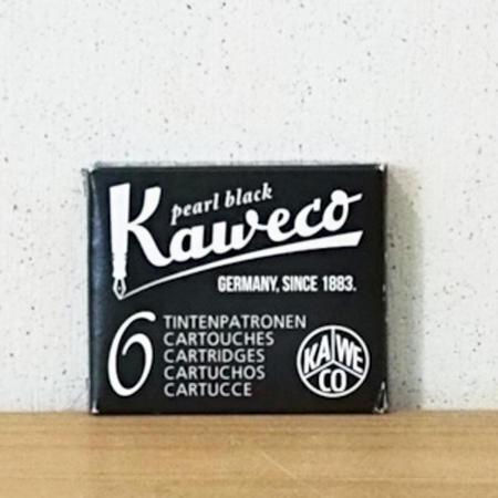 贈与 Kaweco ストアー カヴェコ カートリッジインクブラック