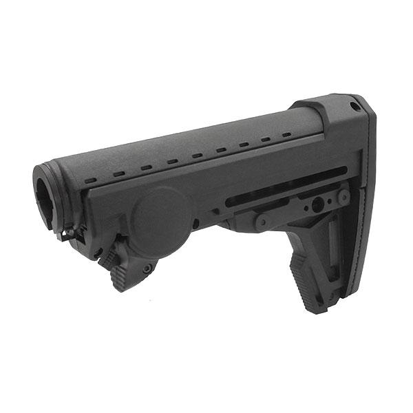 FALCON ERGO F93 プロストック PAD付 BK ev-361493