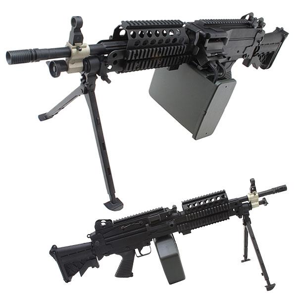 18歳以上用電動ガン A&K Mk46 Mod1 SFストック 海外製 LMG SAW 分隊支援火器 エアガン エアーガン サバゲー サバイバルゲーム ev-179814 1031gn