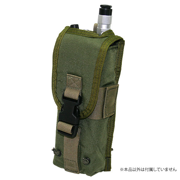 MBITR PRC 148 Duty Radio Pouch OD Olive Drab Equipment Real Survival Airsoft Military Eagle 0119 Gn