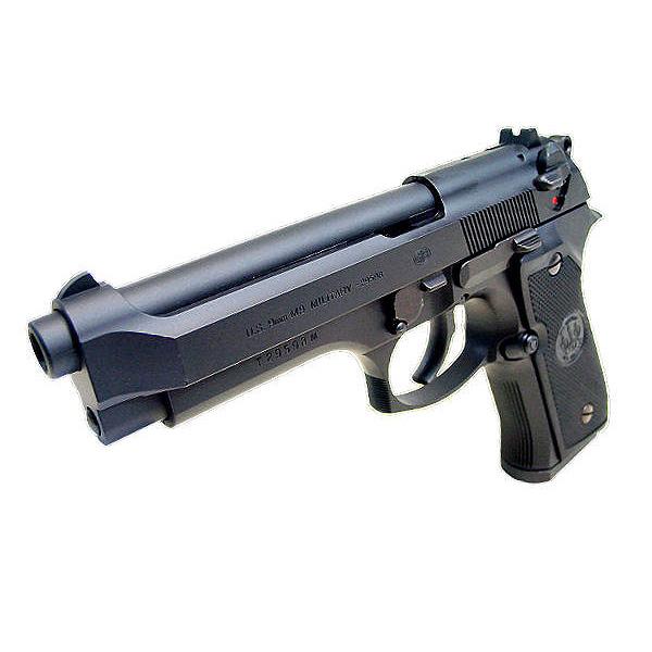 ガスブローバック M92F ミリタリー 東京マルイ 本体 4952839142054 エアーガン エアガン 日本製 ガスガン (人気激安) 新作 大人気 ハンドガン 18歳以上