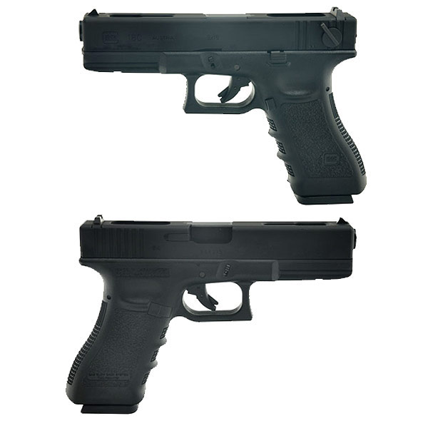 Tokyo Marui gas blowback Glock 18 c 4952839142443 G18C Airsoft airguns GANGAN semi full switch expression 1019 gn