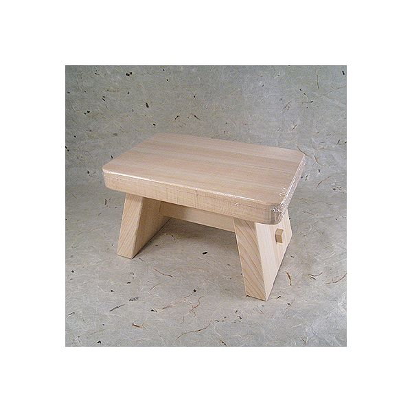 [a hinoki = hinoki] a bath chair [size]