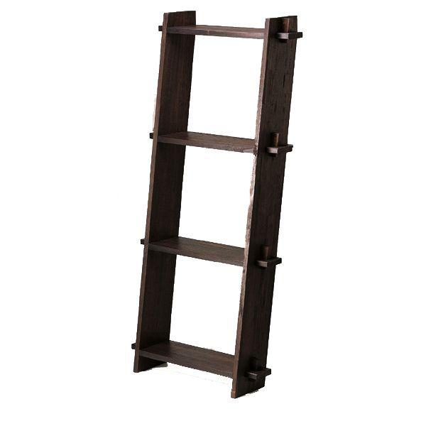数量は多い  かざり棚かいだん5尺3寸, 輸入家具通販 ax design:6d317948 --- canoncity.azurewebsites.net