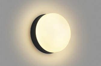 コイズミ照明 KOIZUMI 【営業用浴室灯AW48065L 電球色防雨・防湿型 LEDランプ交換可能型 白熱電球100W相当】