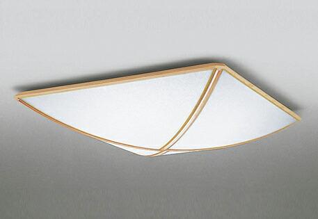 無料プレゼント対象商品!オーデリック ODELIC 【和風 照明 シーリングライトOL251483BC ポリエステル強化和紙 緩やかに弧を描く繊細な木枠 Bluetooth対応機種 調光調色・~ 10畳】