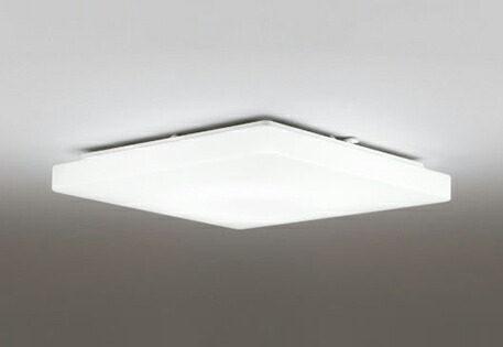 オーデリック ODELIC 【調光調色シーリングライトOL251400BCR アクリル(乳白) 高演色LED 電球色~昼光色ツバ付丸形引掛シーリング取付 Bluetooth対応機種~10畳】 フラットで洗練された造形