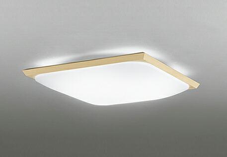 オーデリック ODELIC 【和風 照明 シーリングライトOL291343N 昼白色OL291343L 電球色白木 ~12畳】 角丸フォルムのグローブと直線的な白木枠を合わせたシンプルな意匠