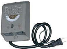 エクステリア 屋外 照明 ライト【LIXIL リクシル】 【オプション 新おやすみスイッチ WH5353AKP】 ガーデンエクステリア[庭まわり] エクステリアライト AC100V