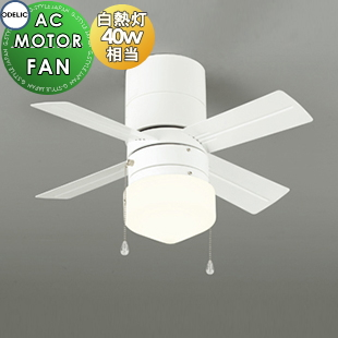 価格は安く 照明 4枚羽根 おしゃれオーデリック ODELIC シーリングファンライト ACモーターファンシリーズWF255LD 白色器具本体[灯具一体型] 4枚羽根 スイッチ付 照明 小さな空間も快適に スイッチ付 条件により傾斜天井可能, 鳥取県:b1cfc563 --- kanvasma.com