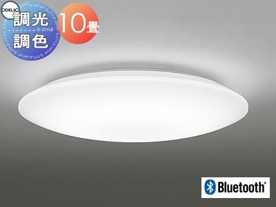照明 おしゃれ ライトオーデリック ODELIC 【シーリングライトOL251029BC 電球色~昼光色空間にフィットするシンプルな存在 Bluetooth対応機種 調光・調色タイプ・~ 10畳】