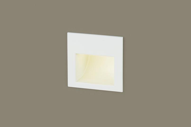 無料プレゼント対象商品!パナソニック Panasonic 【フットライトLGB80525Z 電球色ホワイト コンパクトサイズで床面をしっかり明るく。 25形電球1灯器具相当】 埋込穴□100