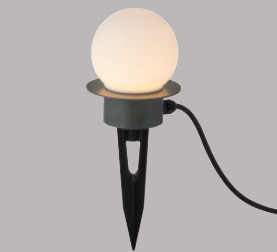 エクステリア 屋外 照明 ライト 三協アルミ 照明器具 価格交渉OK送料無料 ガーデンライト スパイクタイプ 電球色 別売り専用トランス必要 GSL23型 100%品質保証! アートグリーン ランプ別売り