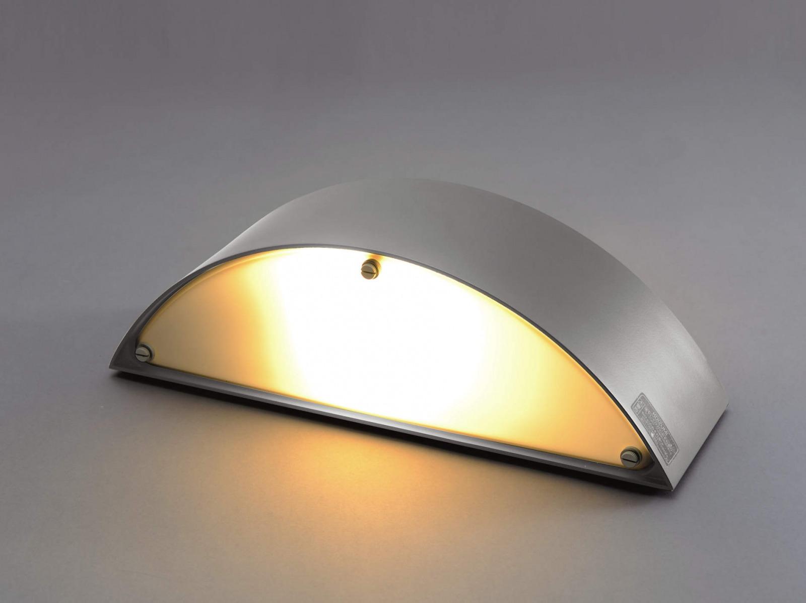 エクステリア 屋外 照明 ライト三協アルミ 照明器具 門灯 MW9型 シルバー ブラック 門灯:横長