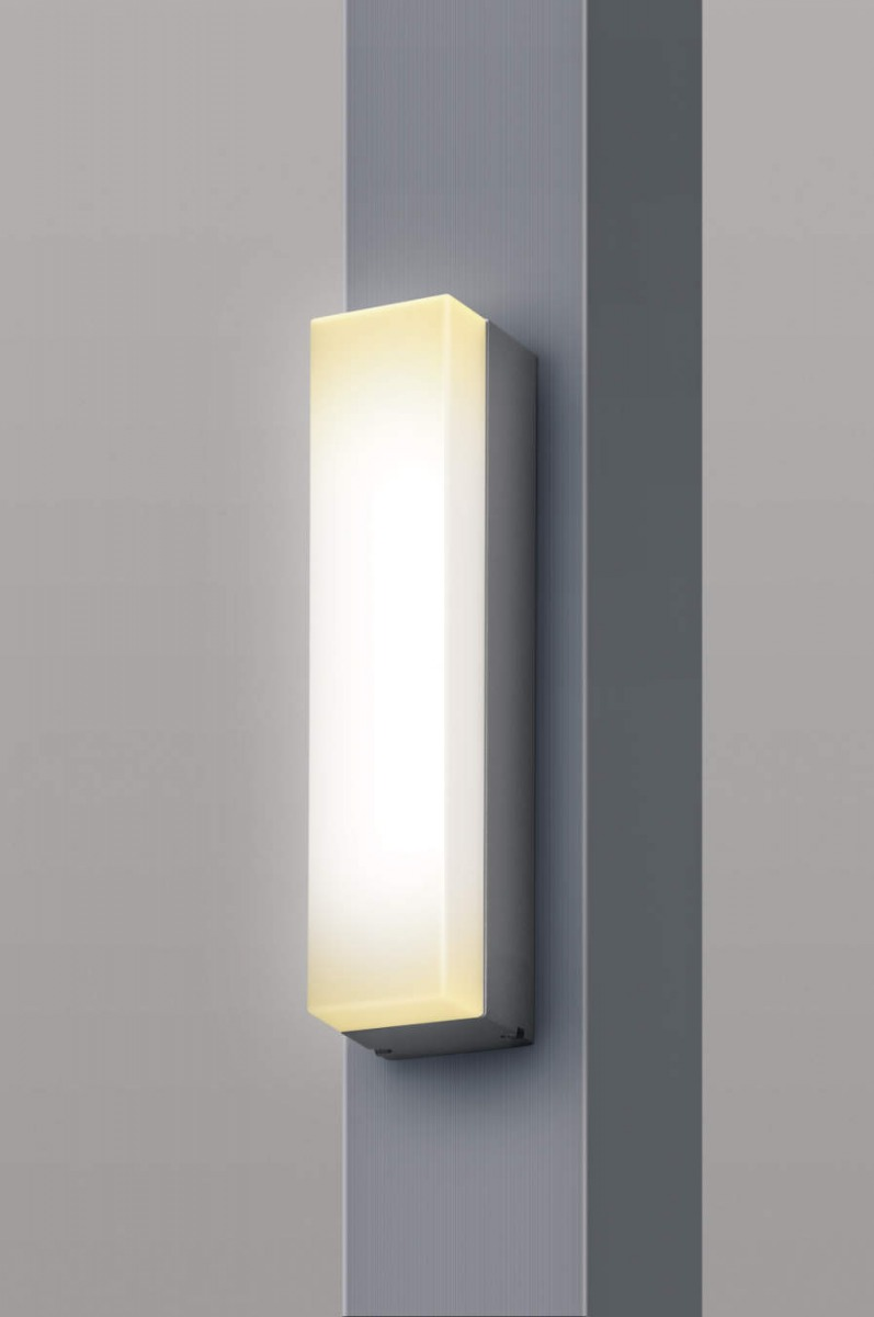 エクステリア 屋外 照明 ライト【三協アルミ】 カーポート用照明【 CPIL-LA型 センサーなし】