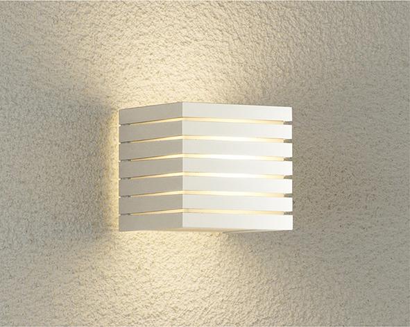 ユニソン(unison)エクステリア 屋外 照明 ライト 【PHOSY ポージィ UNDWP-38375Y】 ポージィ キューブライト ホワイト【ポーチライト】