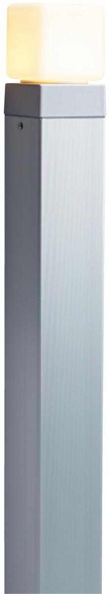 大人気の ユニソン(unison)エクステリア 屋外 照明 ライト ガーデンライト 【12V照明】 【エコルトポールライト EA0101512】 エコルトポールライト アプローチライト アルマイトシルバー 電球色, PLAY DESIGN PLAY d854744e