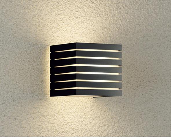 ユニソン(unison)エクステリア 屋外 照明 ライト 【PHOSY ポージィ UNDWP-38377Y】 ポージィ キューブライト ブラック【ポーチライト】