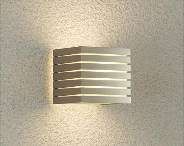 ユニソン(unison)エクステリア 屋外 照明 ライト 【PHOSY ポージィ UNDWP-38381Y】 ポージィ キューブライト ウォームシルバー【ポーチライト】
