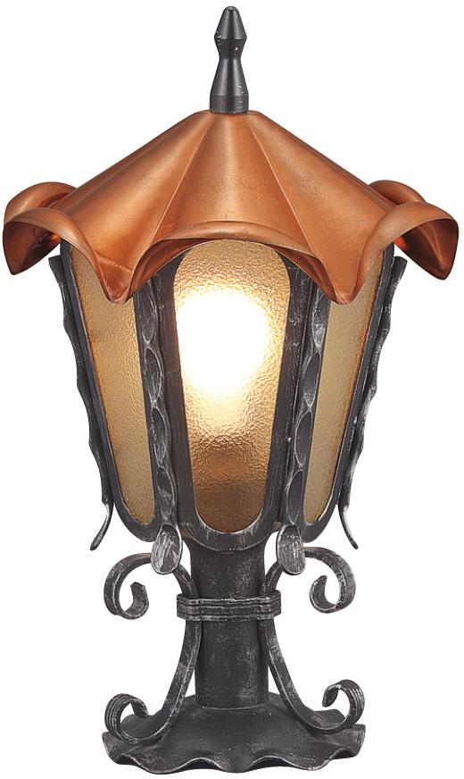 ユニソン(unison)エクステリア 屋外 照明 ライト 【SMITH LAMP スミスランプ トップ ゼクス 門柱取付け専用型】 アンティーク