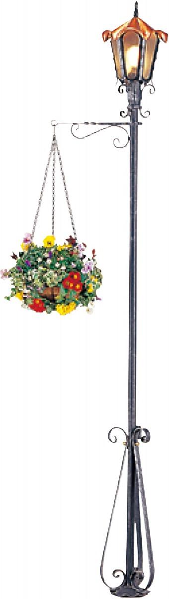 ユニソン(unison)エクステリア 屋外 照明 ライト 【SMITH LAMP ガーデンライト スミスランプ コート ゼクス】 アンティーク※ハンギング用フックは別売です。