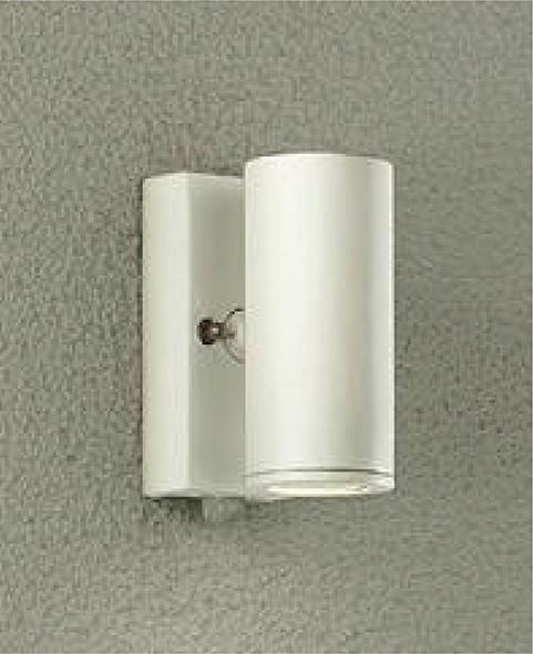 ユニソン(unison)エクステリア 屋外 照明 ライト 【PHOSY ポージィ UNDOL-4322YW】 ポージィ 灯具が360°回転するシンプル デザインのポーチ灯 オフホワイト 人感センサ内蔵(ON/OFFタイプ)【ポーチライト】